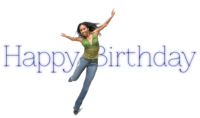 Happy Birthday ChloeArnold