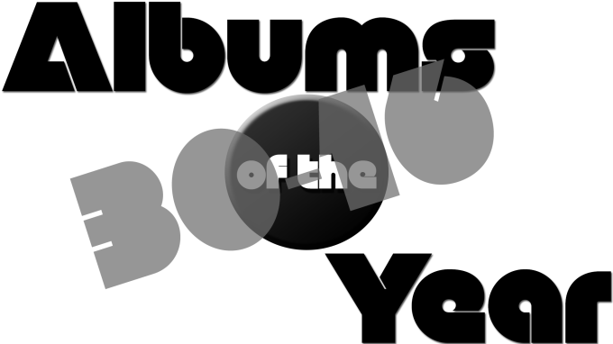 Top 50 Albums of 2013:30-16
