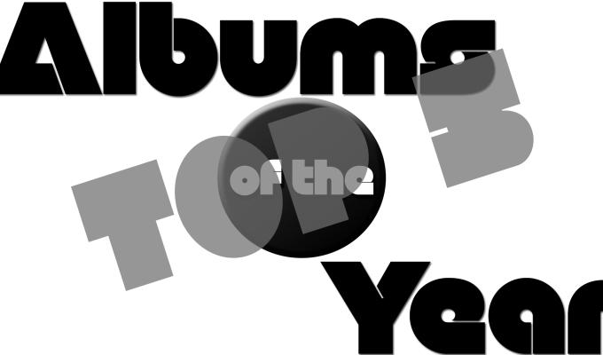 Top 50 Albums of 2013: Top5