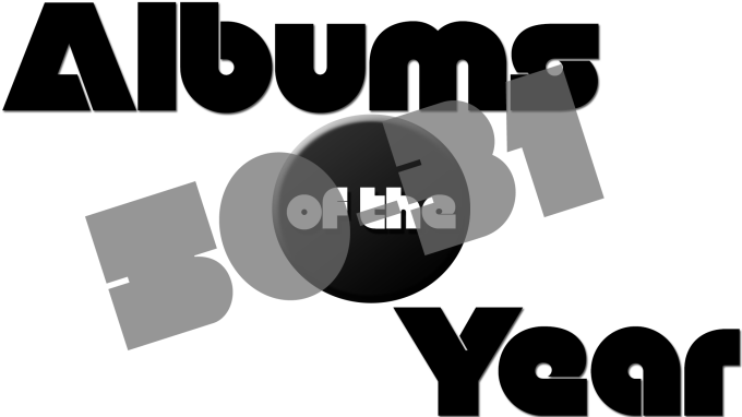 Top 50 Albums of 2013:50-31