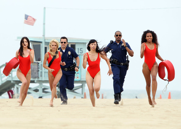 Let's be Cops Beach Run
