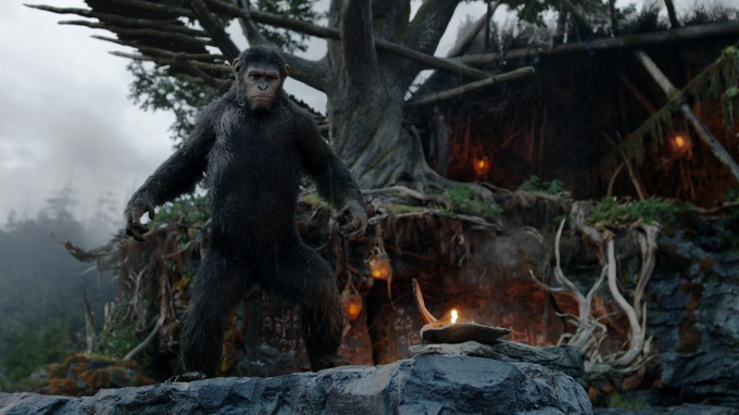 Spoil-Free Review: Dawn of the Planet of theApes