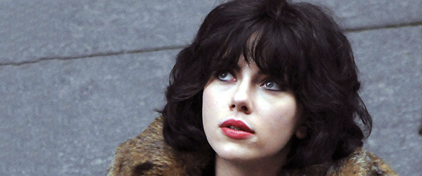 Under the Skin Scarlett Johansson