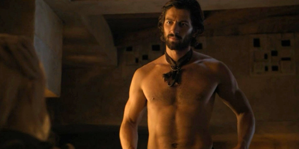 Round Three-Daario