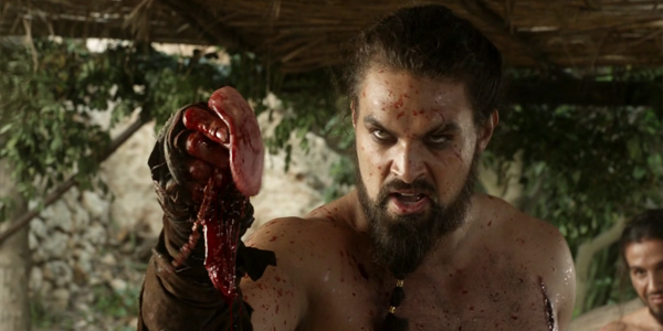 Round Three- Khal Drogo