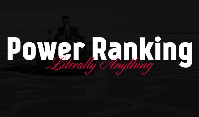 Power Ranking Literally Anything: This American Life Stories