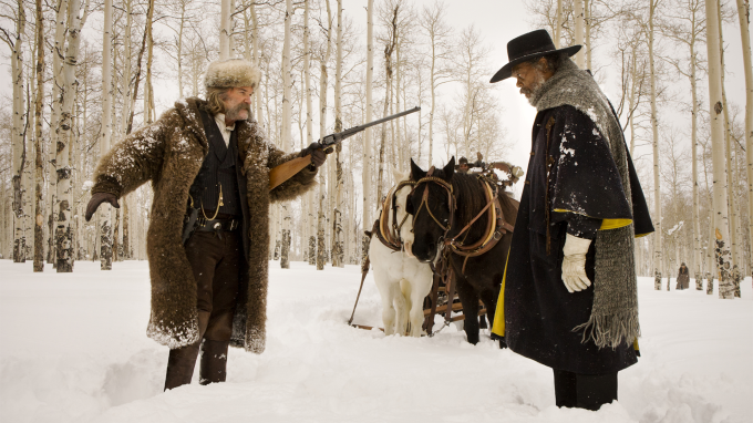 Spoil-Free Reviews: The HatefulEight