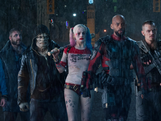 EP #4: Suicide Squad and DC Comics