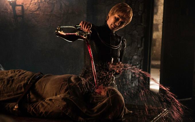 Cersei Dead