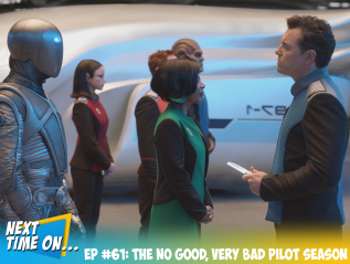 EP #61: The No Good, Very Bad PilotSeason