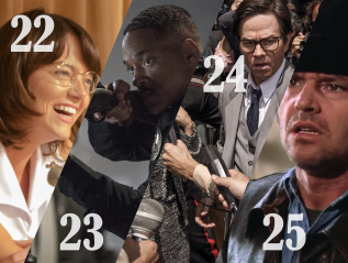 31 Days, 31 Movies: Catching Up