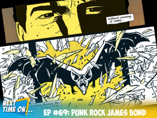 EP #69: Punk Rock JamesBond