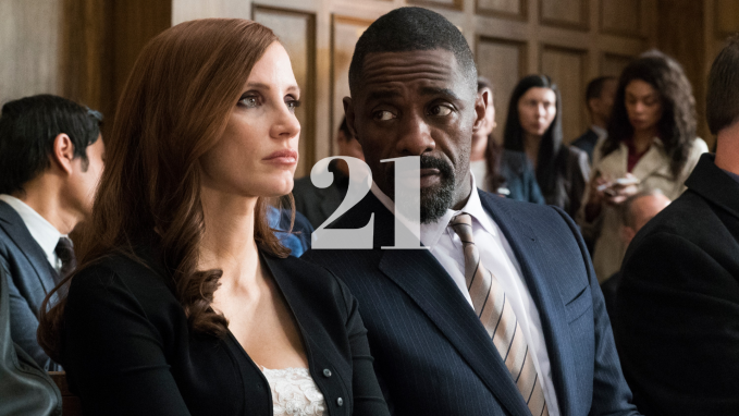 31 Days, 31 Movies 12/25: Molly's Game