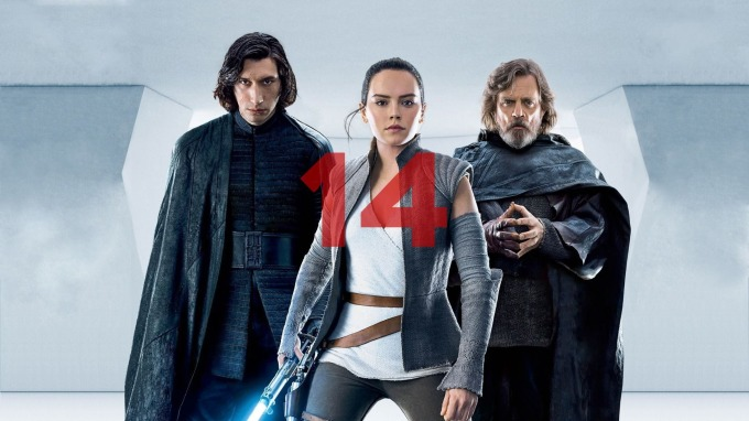 31 Days, 31 Movies 12/17: Star Wars: The Last Jedi