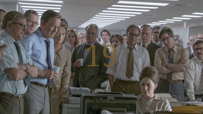 31 Days, 31 Movies 12/23: The Post