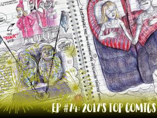 EP #74: 2017's TopComics