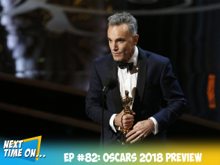 EP #82: Oscars 2018 Preview