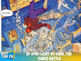 EP #95: Light vs Dark, the DanceBattle