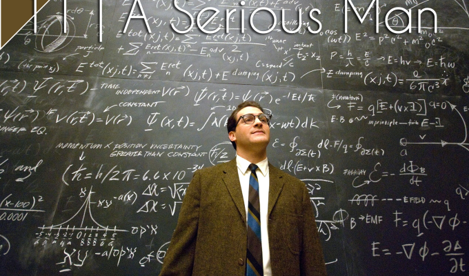 31 Days of Film: A Serious Man