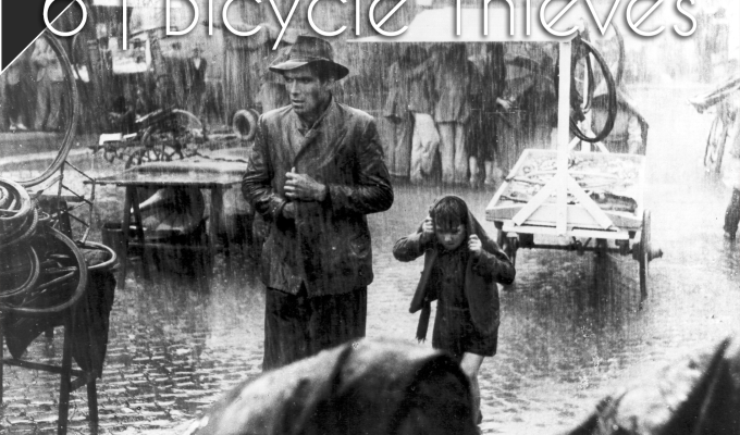 31 Days of Film: Bicycle Thieves