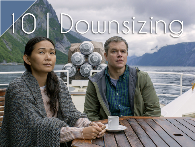31 Days of Film: Downsizing