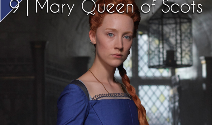 31 Days of Film: Mary Queen of Scots