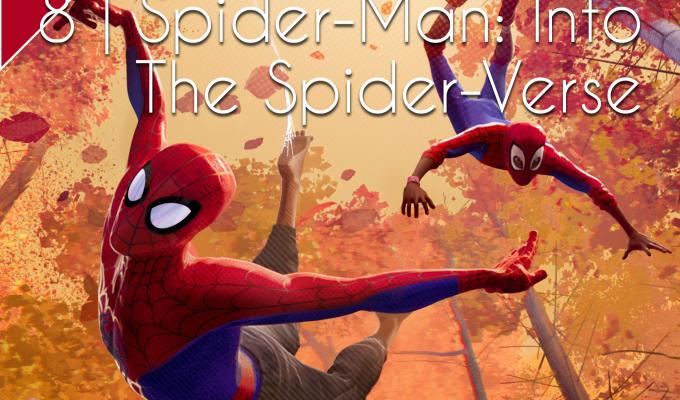 31 Days of Film: Spider-Man: Into theSpider-Verse