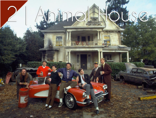 31 Days of Film: Animal House
