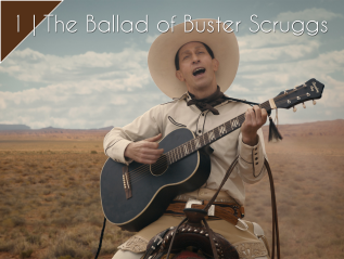 31 Days of Film: The Ballad of Buster Scruggs