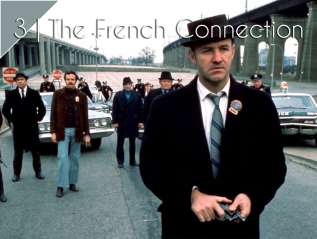 31 Days of Film: The French Connection