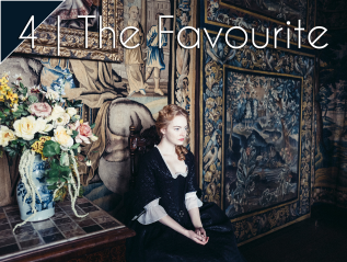 31 Days of Film: The Favourite