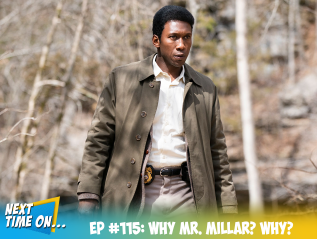 EP #115: Why Mr. Millar?Why?