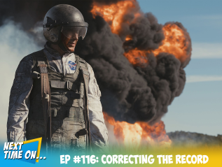 EP #116: Correcting the Record