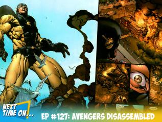 EP #127: AvengersDisassembled