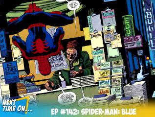 EP #142: Spider-Man:Blue
