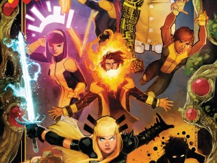 New Mutants #1: A Quick Review