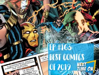 EP #163: Best Comics of2019