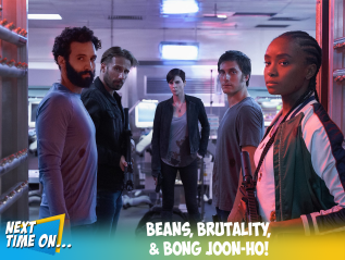Beans, Brutality, & BongJoon-Ho