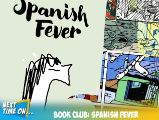 Book Club: Spanish Fever