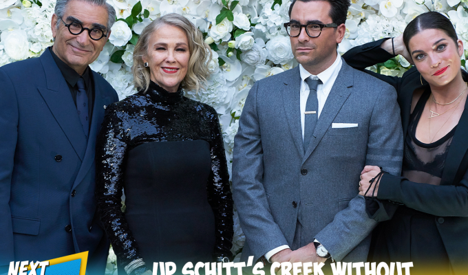 Up Schitt's Creek Without The Boys