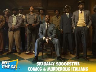 Sexually Suggestive Comics & MurderousItalians