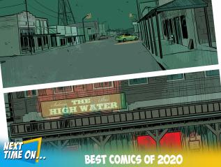 Best Comics of2020