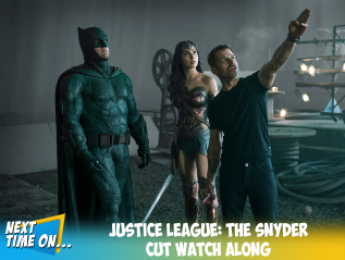 Justice League: The Snyder Cut Watch Along