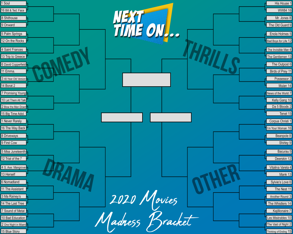 Movie Bracket