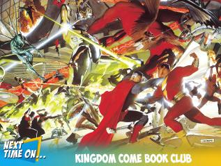 Kingdom Come BookClub