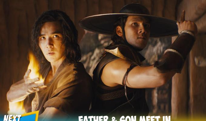 Father & Son Meet in MortalKombat