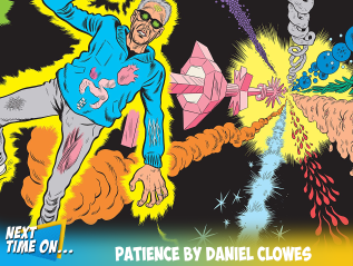 Patience by DanielClowes