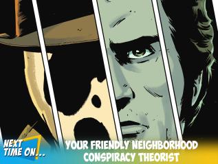 Your Friendly Neighborhood ConspiracyTheorist