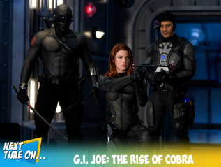 G.I. Joe: The Rise ofCobra